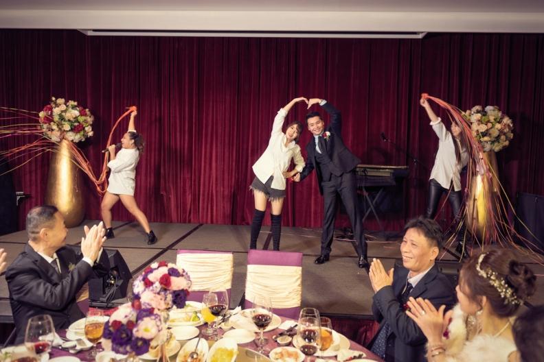Luke & Tammy - 華漾大飯店婚禮紀錄063