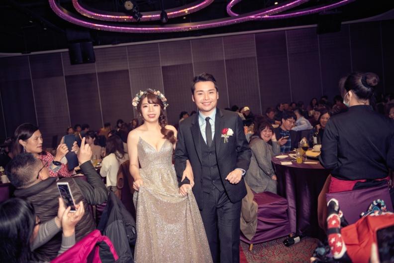 Luke & Tammy - 華漾大飯店婚禮紀錄068