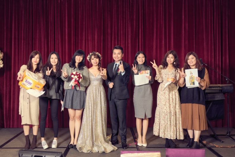 Luke & Tammy - 華漾大飯店婚禮紀錄070
