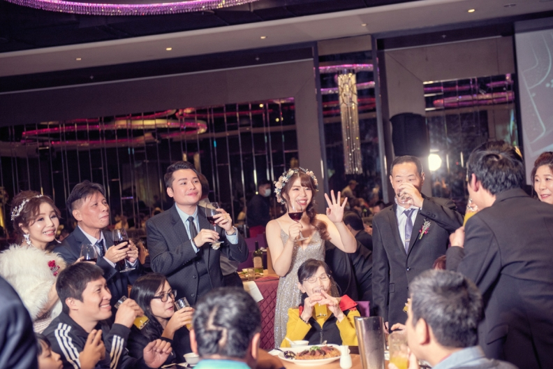 Luke & Tammy - 華漾大飯店婚禮紀錄078